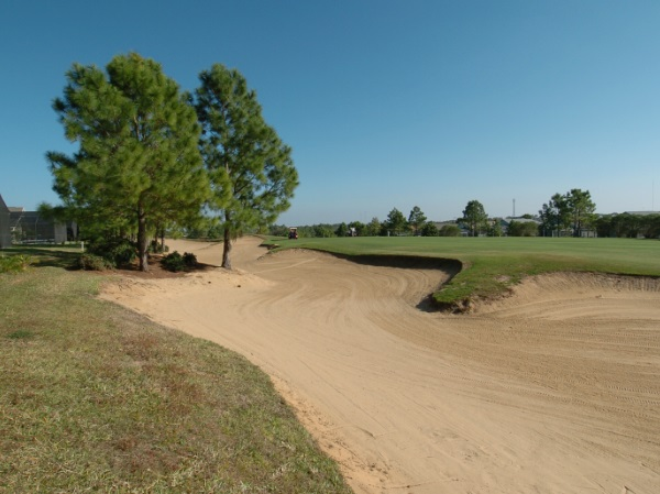 image of golf course